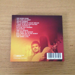 Tyler Hilton - Indian Summer - Print - Back